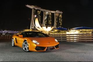 Ferrari or Lamborghini Passenger Experience (15 mins)