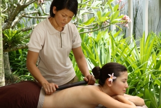 Aramsa Garden Spa Indulgence (1 person)
