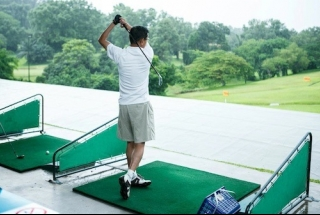 Golf Driving Range Card $99 value