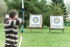Archery Hunting Games for 4 people