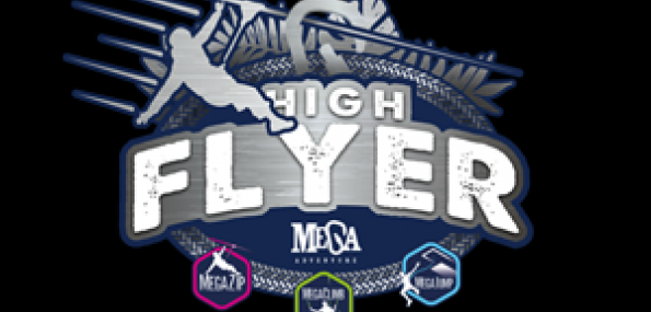 HighFlyer Package - MegaZip + MegaClimb + MegaJump - Enhanced online prices Dec 2017