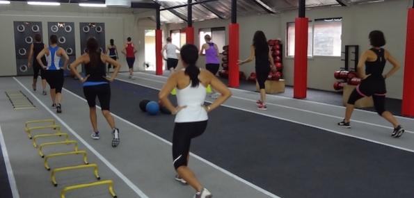 Speed training sessions - Tern union