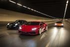Drive a Ferrari F1 Track to Freeway, 2 people (30 mins)