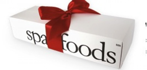 Spa Foods Gift Box large