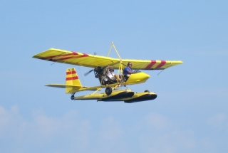 20 Minute Ultralight Aircraft Flight