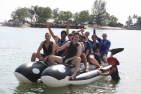 Banana Boat Ride for 2 people