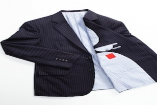 Handcrafted Suit from Victor York