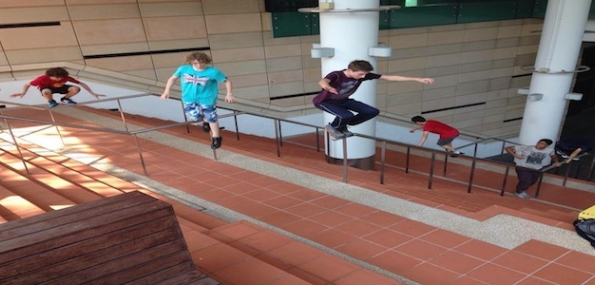 Kids Parkour Experience for 1