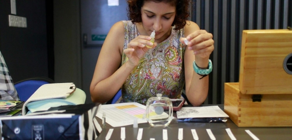 Make your own Perfume Workshop