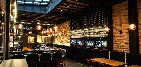 Napoleon Food & Wine Bar,  Dinner Menu for 2 People