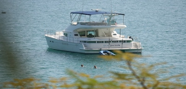 Private 4 hour Sailing Cruise - Weekdays (Mon-Thurs)