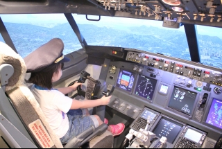 Fly a Boeing 737 - Junior Jet Club - Kids 15 & Under - Plus special RBG offer - New August 2017
