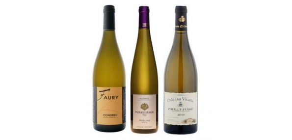 Tour de France White Trio - Wine Experience Gift Packed including delivery