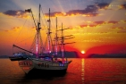 Sunset Sail Onboard The Royal Albatross - Gold Child Ticket - New Jan 2018