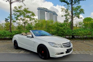 Singapore Explorer On Convertibles - 4 Hours - New Offering