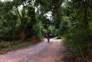 Ubin Bike Trail - Adult + Child