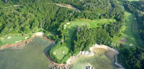 Ria Bintan Golf 18 Holes Weekday