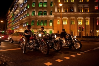 Harley Joy Ride - 60 Minutes